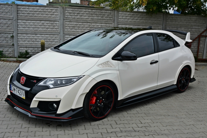 fast factory maxton design side skirts honda civic fk2 type r. Black Bedroom Furniture Sets. Home Design Ideas
